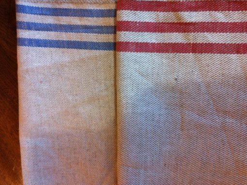 Tea Towels Stone Washed